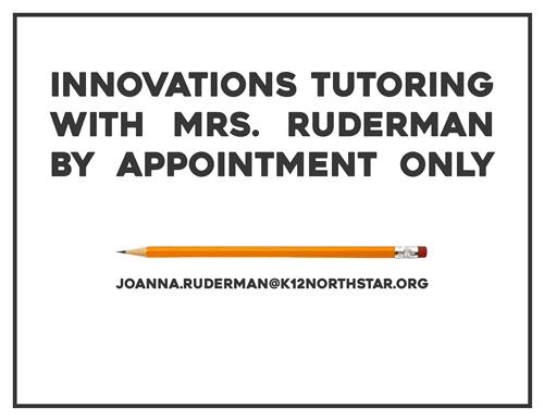 Innovations Tutoring