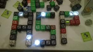 Cubelets in ASP!