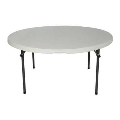 5 ft. Round Folding Tables