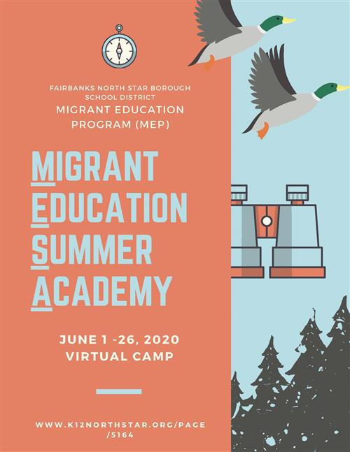 Summer Camp-Migrant Education Summer Academy