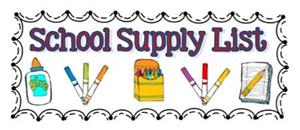 MSN supply list