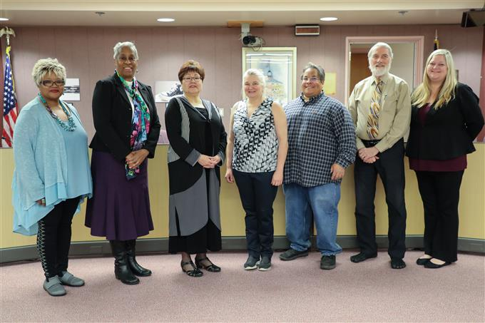 School Board Members for 2018-2019