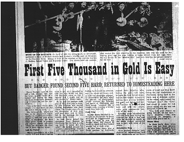 First Five Thousand in Gold is Easy (1958)