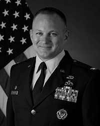 Colonel Chad BonDurant