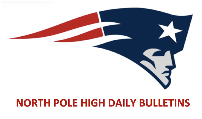 North Pole High Daily Bulletins