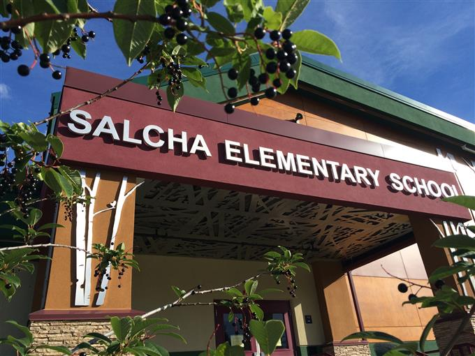 Salcha School Spotlight