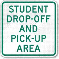 Pick up and Drop off Procedures
