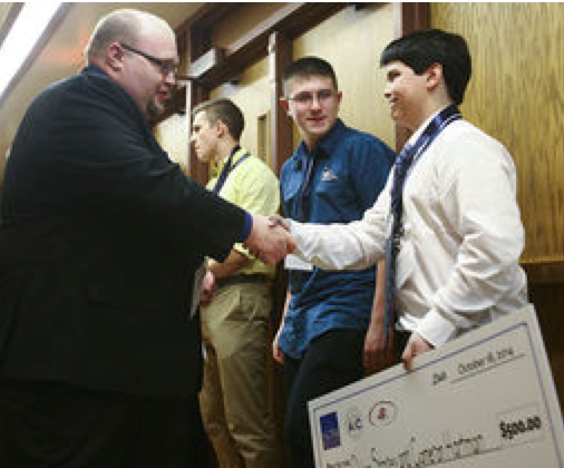 NPMS Shines at Arctic Innovation Competition