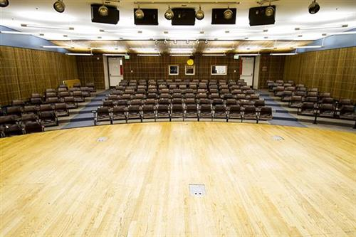 North Pole Middle Auditorium