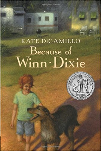 Because of Winn-Dixie book cover