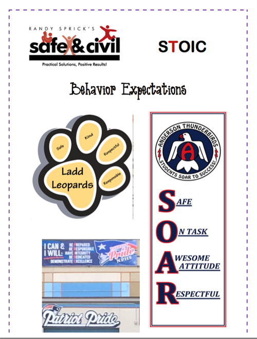 Examples of Behavior Expectations 1
