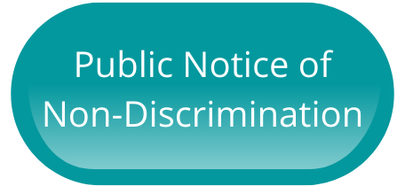 Public Notice of Non-Discrimination