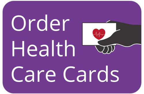 order health care cards