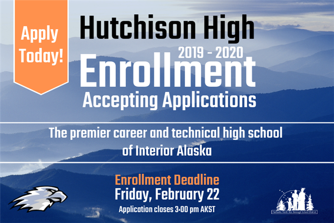Hutchison High School 2019-2020 Enrollment