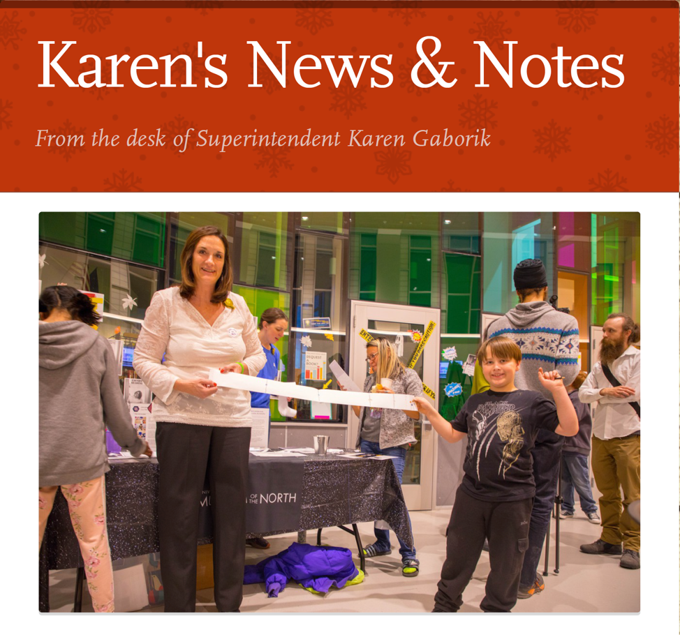 Karen's News & Notes-12/19/2019