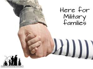 Here for Military Families