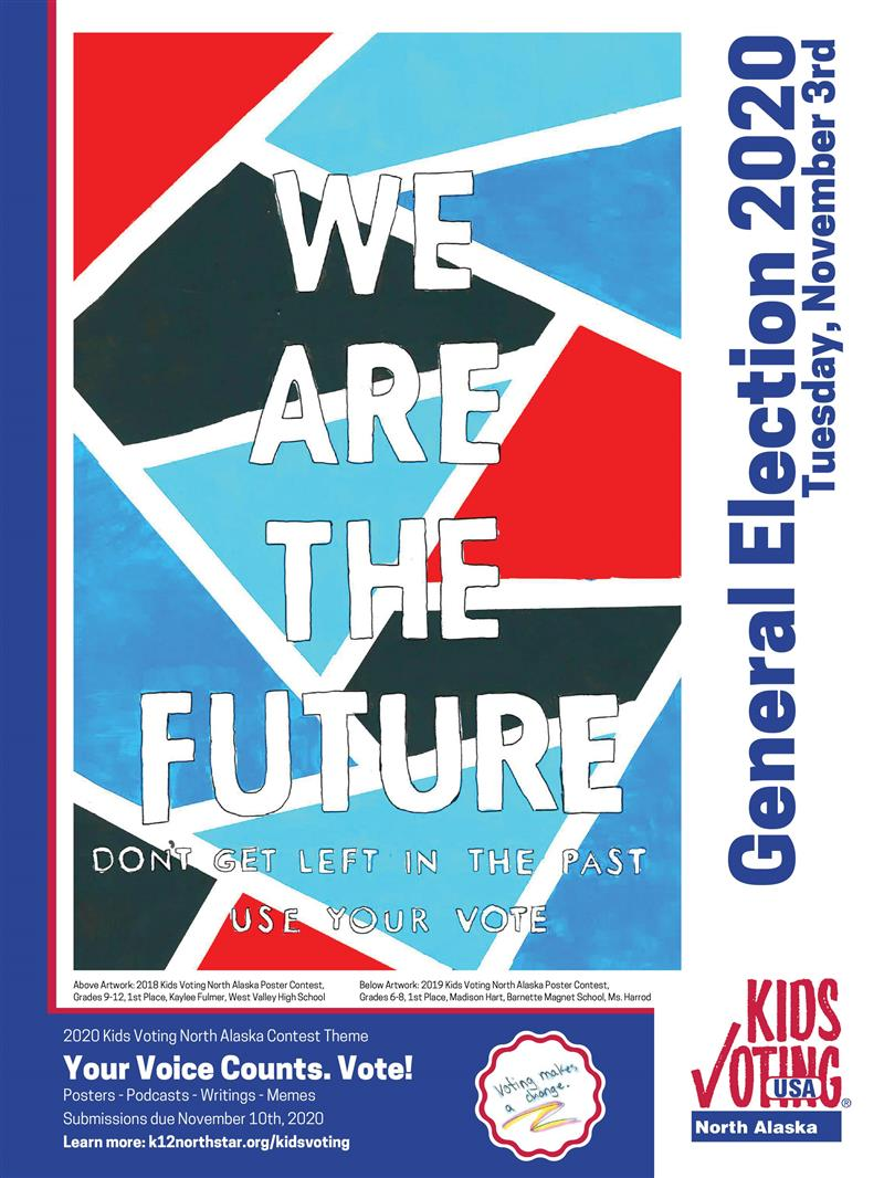 2020 Kids Voting Election Booklet