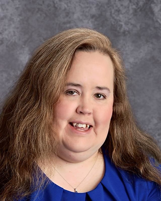Mrs. Tammie Carter, SPED Aide