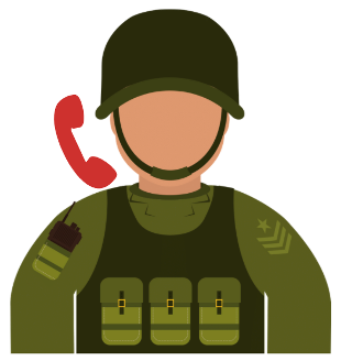 Military Contact Info.