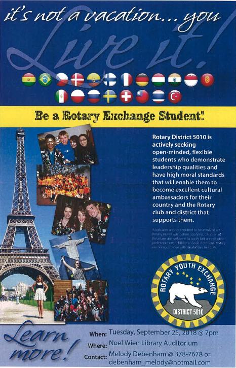 brochure disney noel 2018 Counseling / Youth Exchange brochure disney noel 2018