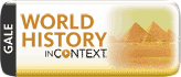 Gale: World History in Context