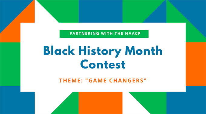 Student Black History Month Contest begins